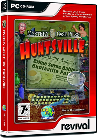 Mystery Case Files Huntsville PC Full Español
