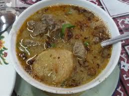 Resep Sup saudara ( sulawesi selatan)