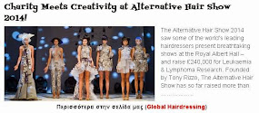 Charity Meets Creativity at Alternative Hair Show 2014!