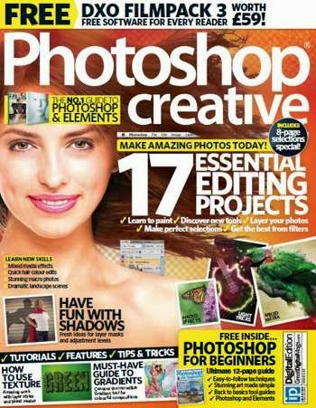 Photoshop Creative Magazine Issue 105 2013