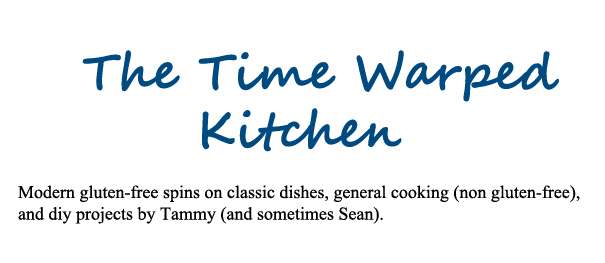 The Time Warped Kitchen