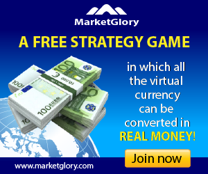 marketglory indonesia. get paid to play online game