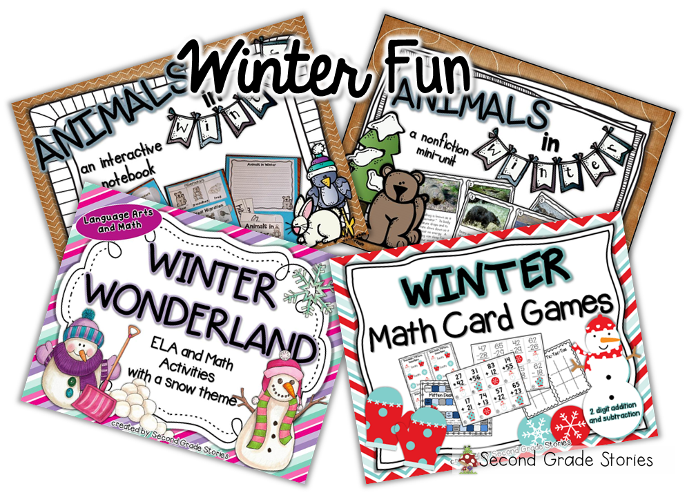http://www.teacherspayteachers.com/Store/Second-Grade-Stories/Category/Winter