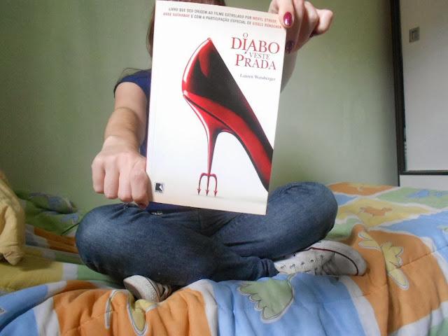Resenha: O diabo Veste Prada- Lauren Weisberger (livro)