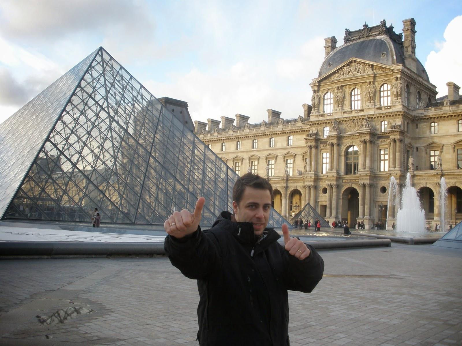 Museo del Louvre, Paris