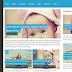 Vortex Blogger Template Free Download