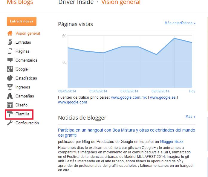 Driver Inside: Cómo usar un resaltador de sintaxis en Blogger o en ...