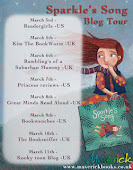 Sparkle's Song Blog Tour