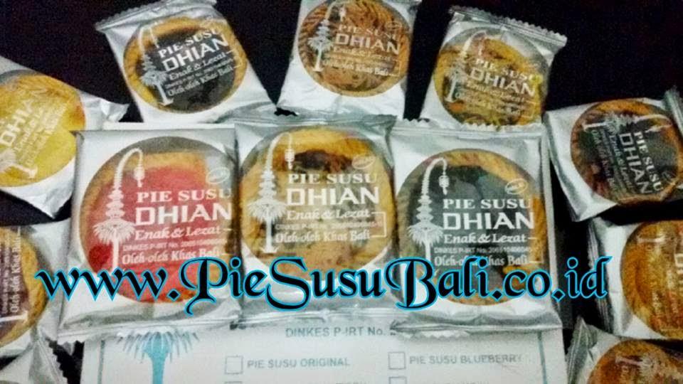Beli Pie Susu Asli Enak Di Bali