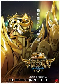 Saint Seiya - Soul of Gold 1 Temporada Torrent HDTV