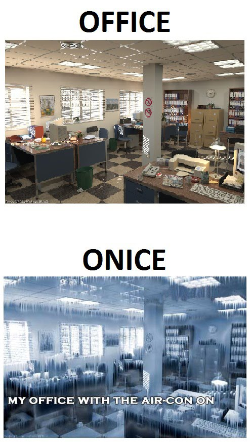 Office - Onice
