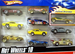 new hot wheels cars 43545