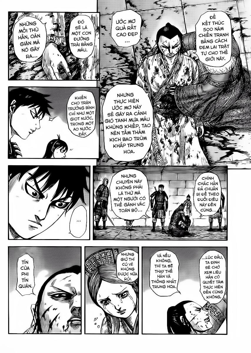 Kingdom – Vương Giả Thiên Hạ (Tổng Hợp) chap 377 page 17 - IZTruyenTranh.com