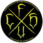 creature skateboards &#169;