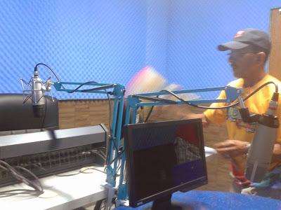 LIMA CAMPOS FM EM CARÁTER EXPERIMENTAL