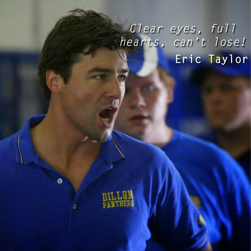 Eric Taylor Friday Night Lights Los Lunes Seriefilos