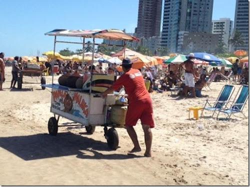 Descaso nas praias do Recife, Olinda e Jaboatão dos Guararapes