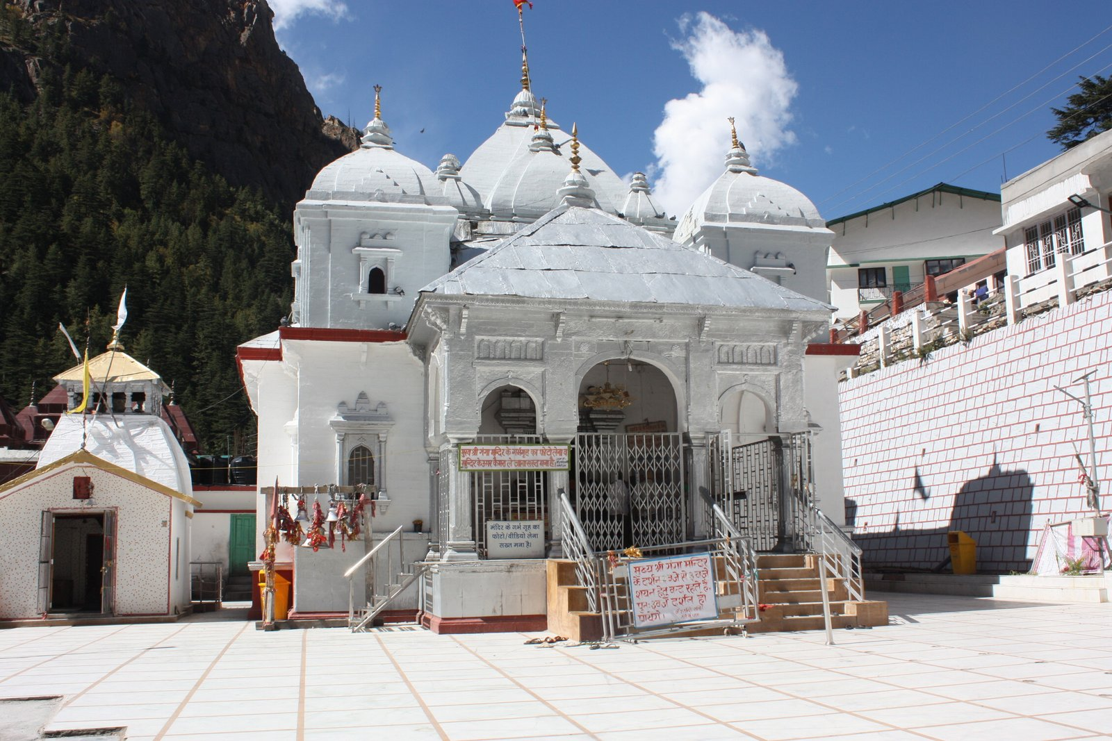 Gangotri Temple Gangotri Dham declared...