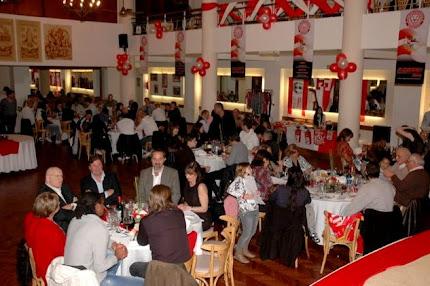 Cena 7° aniversario en el Centro Gallego Marplatense