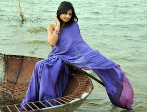 nikitha narayanan . glamour  images