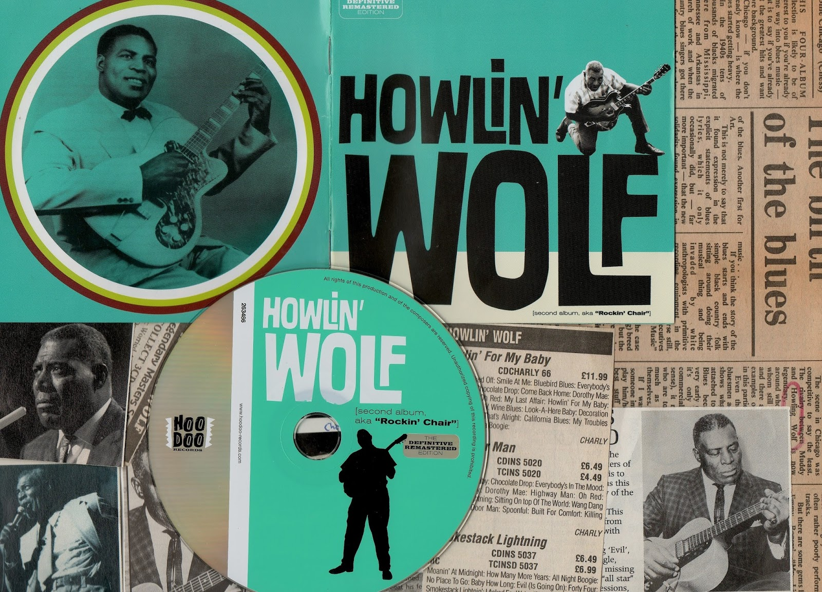 Howlin Poetry - Sunday Evening