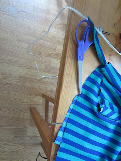 Easy breezy skirt sew along, day #7 | Bobbins of Basil #easybreezyskirt