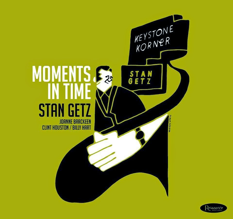 New Stan Getz Quartet Getz Au Go Go