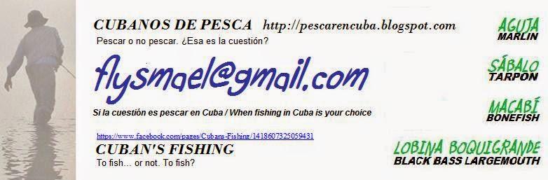 fishing in Cuba