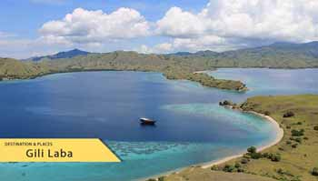 Komodo Tours Live on Board Gili Laba