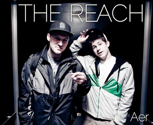 The Reach MIXTAPE OF THE MONTH
