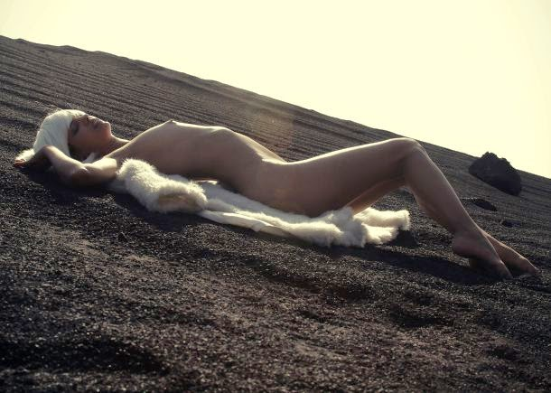 modelo Katerine fotografia Joseph Umbro