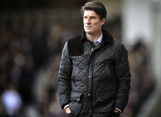 Michael Laudrup Swansea City Manager 2014