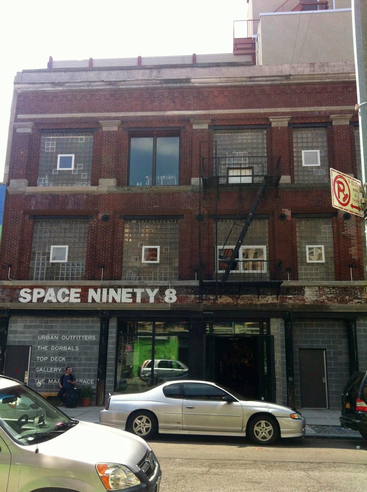 ブルックリンひとり旅 (3) 買い物 古着、フリーマーケット、レコード