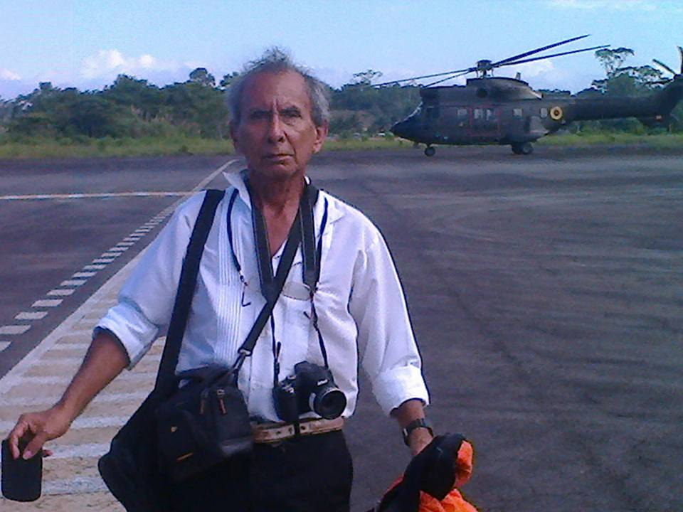 Reporteros de frontera