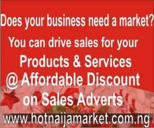 Hot Naija Market