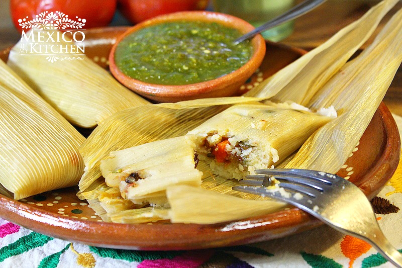 Looking for a healthier way to make Tamales? - Mexico In ...