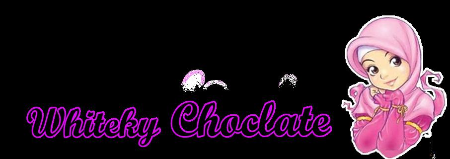 Whiteky Chocolate