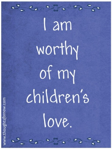 Affirmations for Mothers, Daily Affirmations