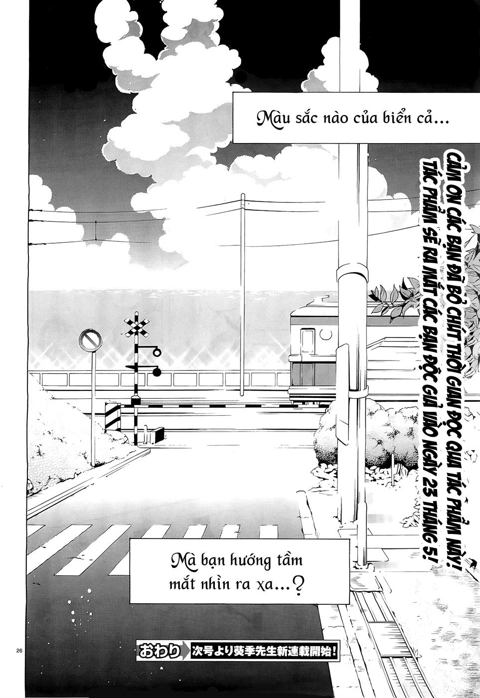 Namiiro chap 7 – End Trang 27 - Mangak.info