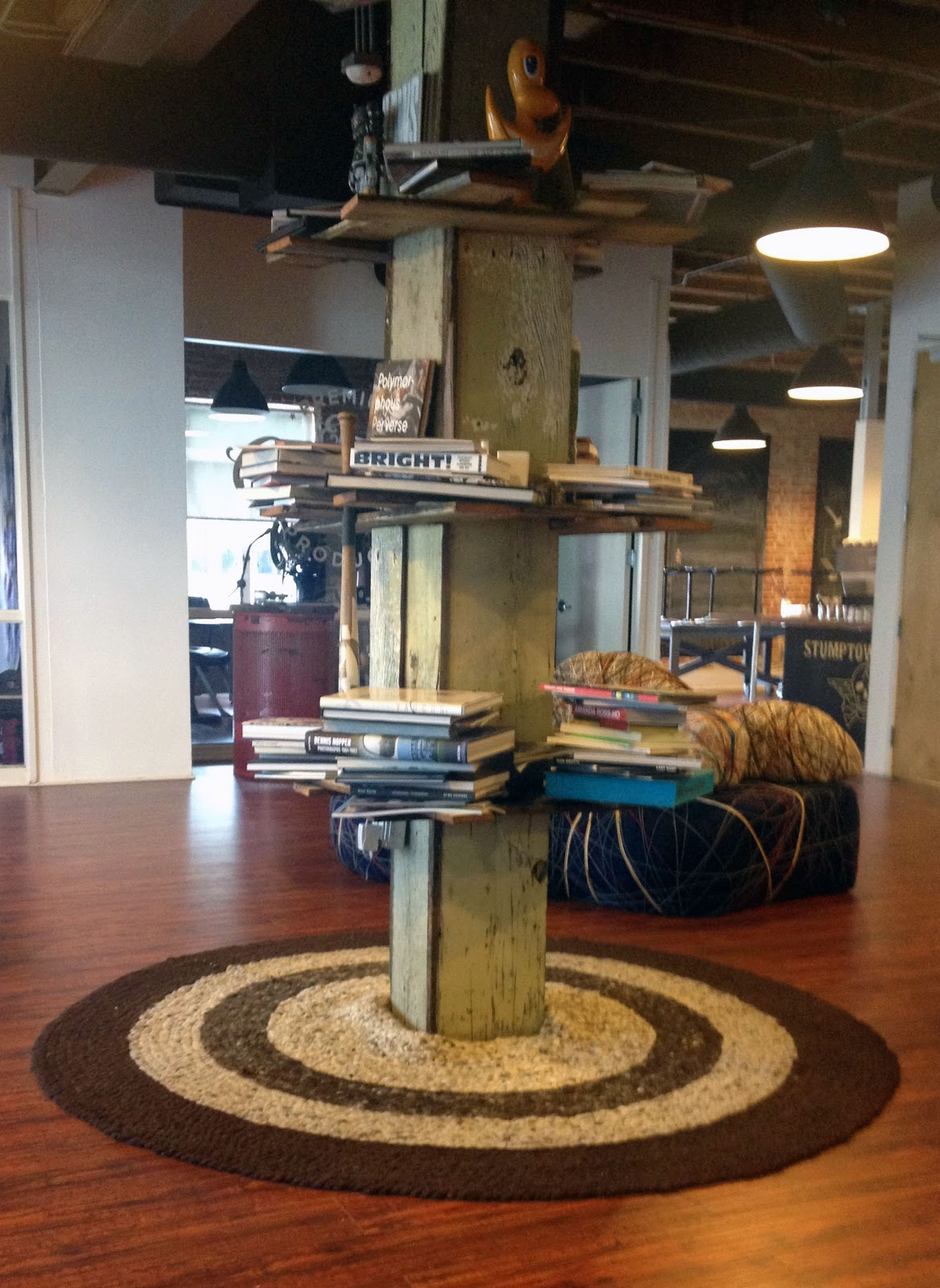 Eco Chic: Green Interior Design + Healthy Living: Takes On Industrial