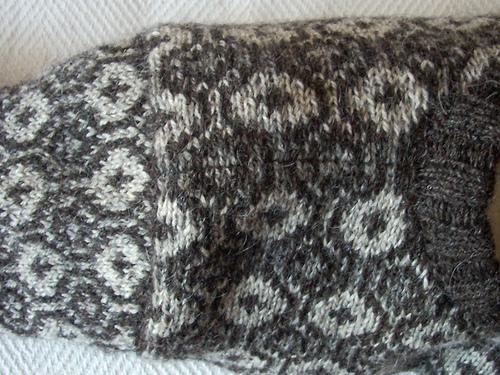 Faroese Jumper Knitting Patterns : ASPLUND KNITS: Faroese sweater finished