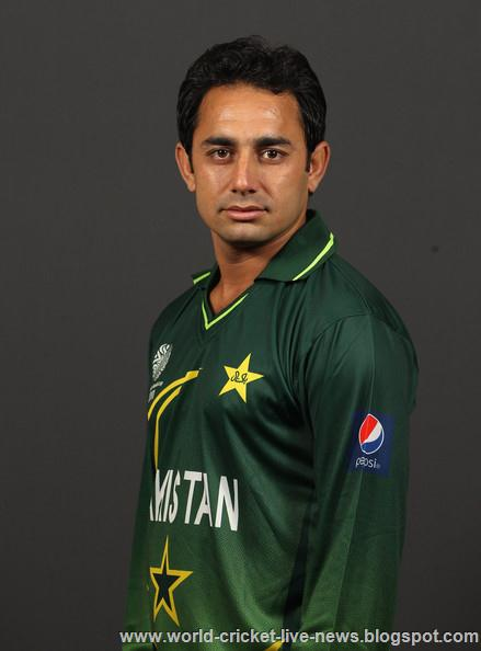 Saeed Ajmal Wife