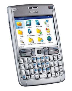 Solusi Kerusakan Nokia E61