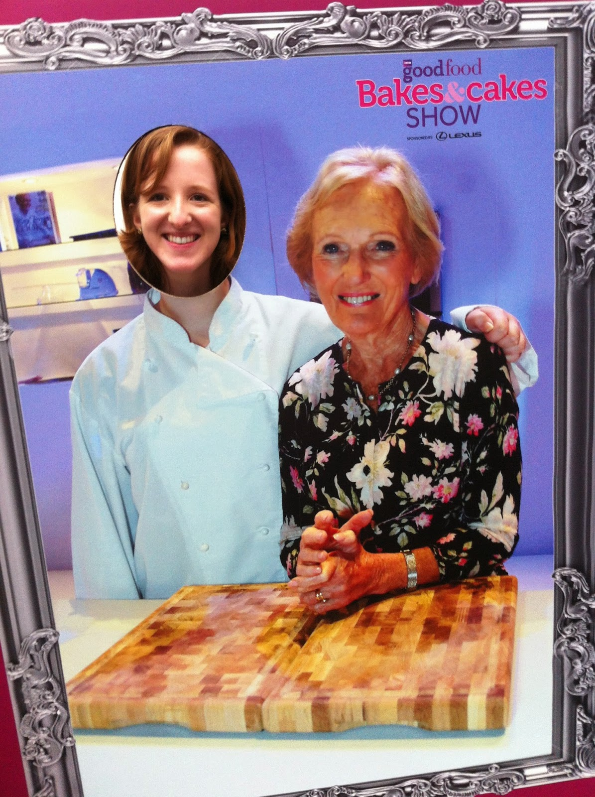 Good Food Bakes & Cakes Show Mary Berry