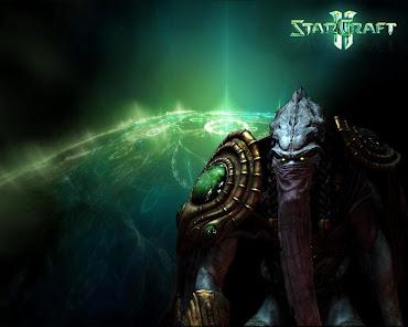 #33 Starcraft Wallpaper