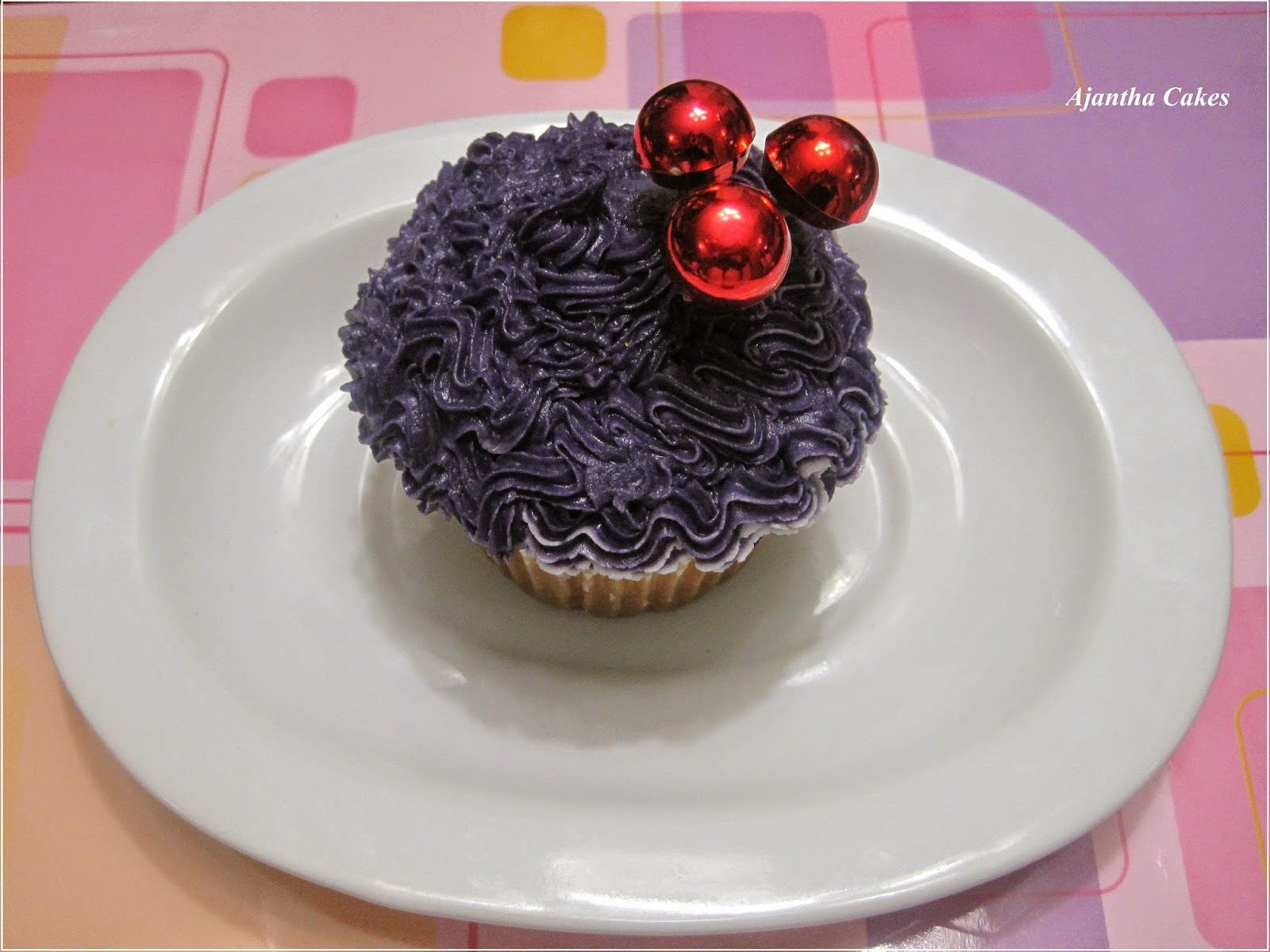 Ajantha Cakes/Holyday Cupcakes