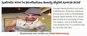 Australia Wins La Biosthetique Beauty Stylist Awards 2014!