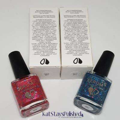 Serum No 5 June 2015 & July 2015 | Kat Stays Polished