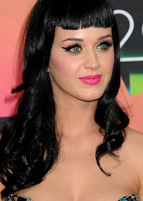 Katy Perry makeup look