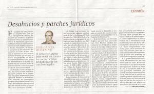 Diari El País divendres 9 de Novembre del 2012